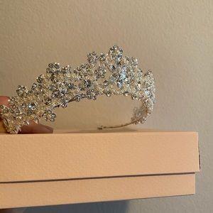 Beautiful Swarovski Wedding Tiara